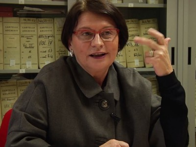 Videointervista di Elena Montecchi