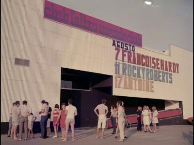 AltroMondo Studios, via Flaminia 358
