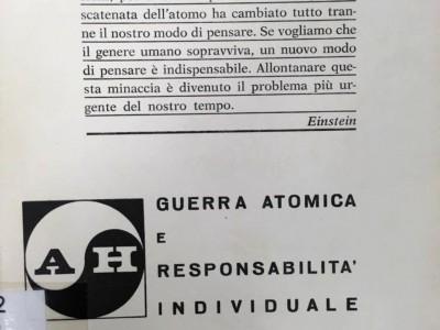 Agenzia Anti H, via Cavalieri