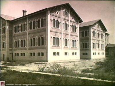 Istituto Tecnico Industriale ITI, viale Trento Trieste