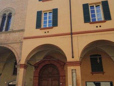 """Gruppo dell'""""Appartamento"""", via Emilia a San Pietro 25"""