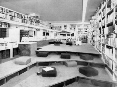 Libreria La Rinascita, via Squadroni 12-14