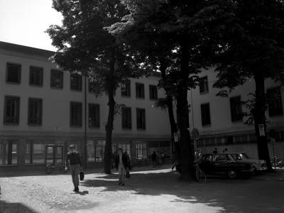 Liceo Classico, piazzetta Cardinale Pignedoli 2